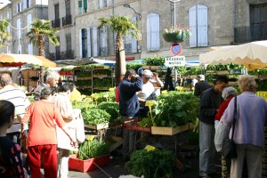 There can be only one market to go to in Languedoc on a Saturday - and that is Pezenas.